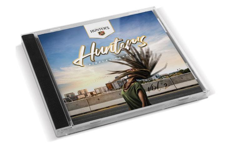 Hunter's, Afstereo Release Airplay Classics photo