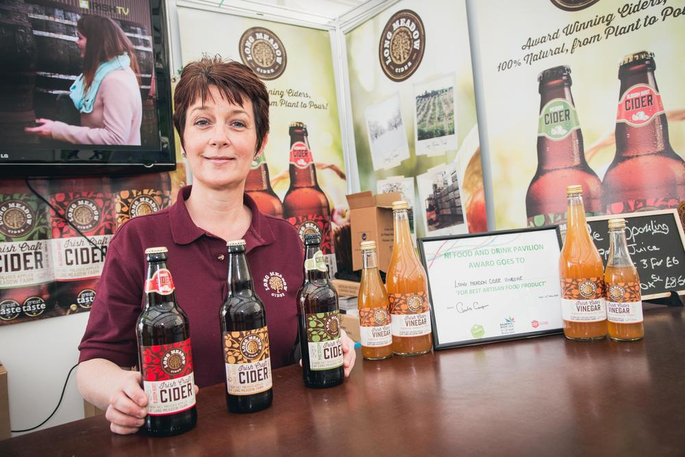 New Blackcurrant Flavour From Loughgall's Long Meadow Cider photo