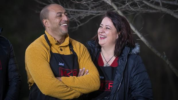 #mkrsa: Jalal And Adrie Eliminated From My Kitchen Rules Sa photo