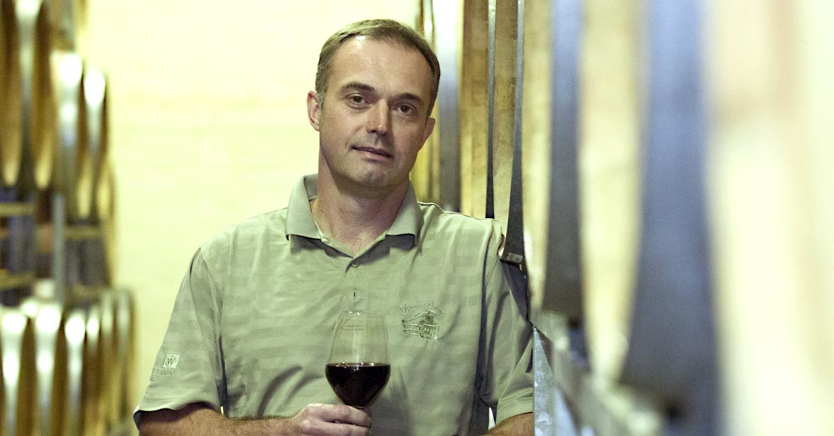 The Godfather Of Grenache: Johan Delport photo