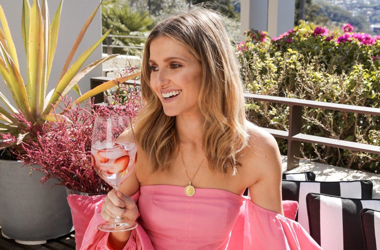 Kate Waterhouse Named Aussie Ambassador For Gordon's Premium Pink Gin photo