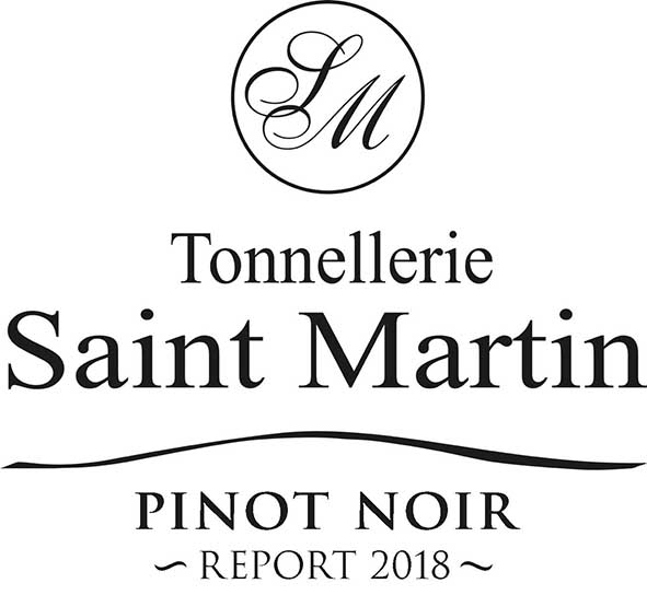 Tonnellerie Saint Martin Pinot Noir Report 2018 photo