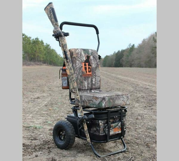 Hunter's Edge Mac Daddy Caddy Available In Mossy Oak Break-up Country photo