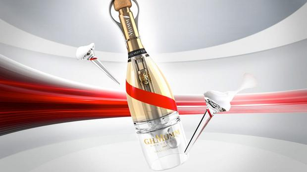Watch: This Is The Champagne You Can Drink In Outer Space photo