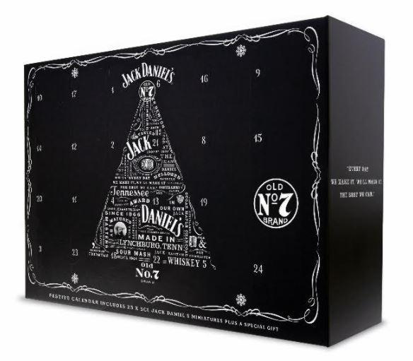 Jack Daniel's Has Launched A £60 Boozy Advent Calendar photo