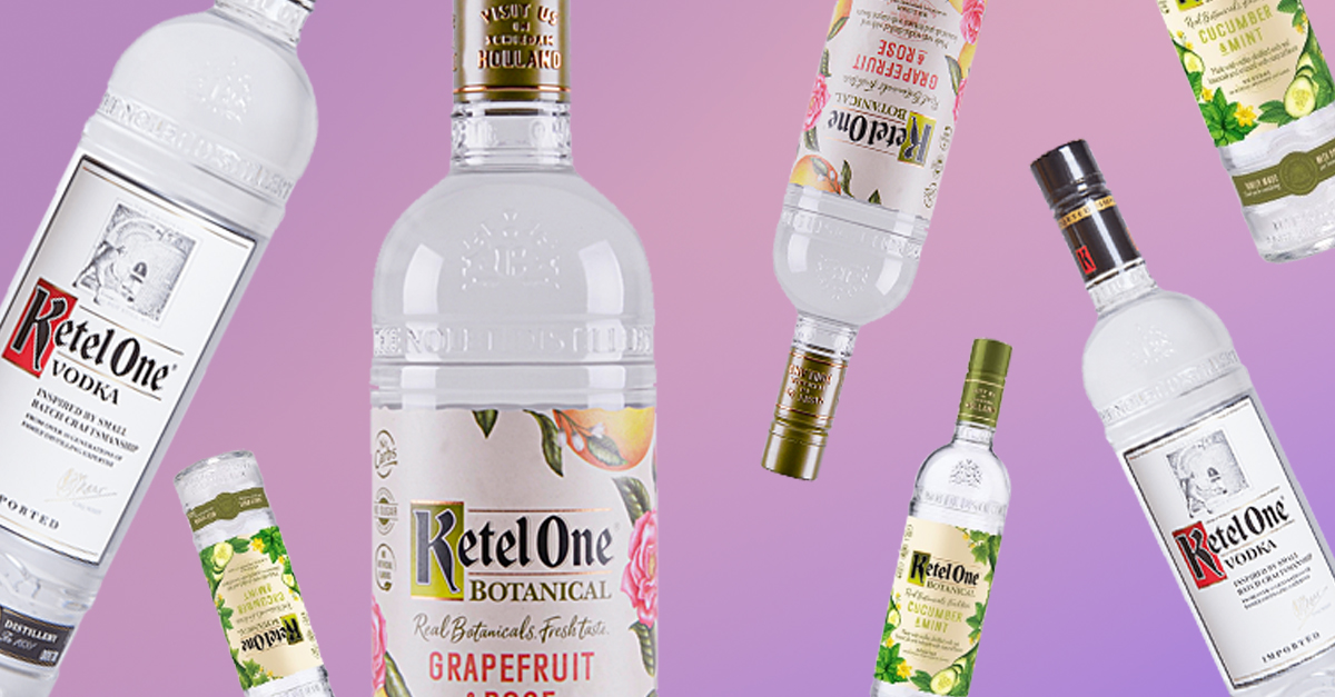 10 Things You Need To Know About Ketel One Vodka photo