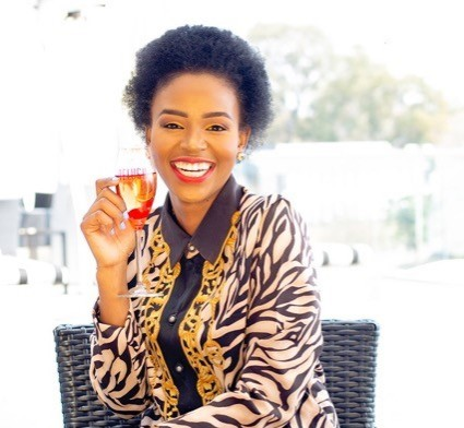 Nomfundo is the New Delush Wines Fearless Tastemaker photo