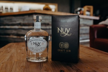 A New Craft Gin From The Nuy Valley photo