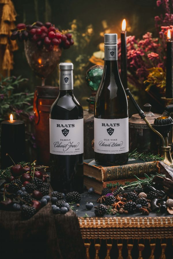 Continuing to Unveil Exquisite PIWOSA Works of #LiquidArt for CapeWine 2018 – Enter Raats Family Wines photo