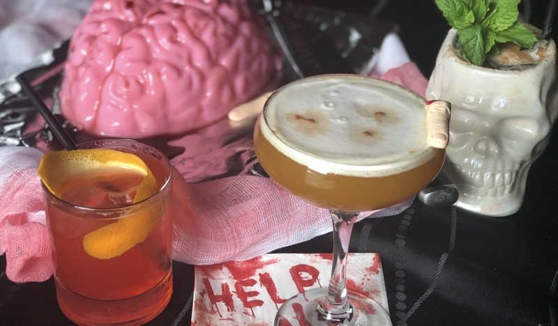 This East Austin Bar Is Turning Into A Haunted House Two Weeks Before Halloween photo
