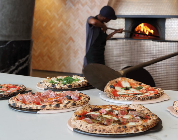 The Team Behind Marble Open Crazy-cool Italian Joint, Saint, In Sandton photo