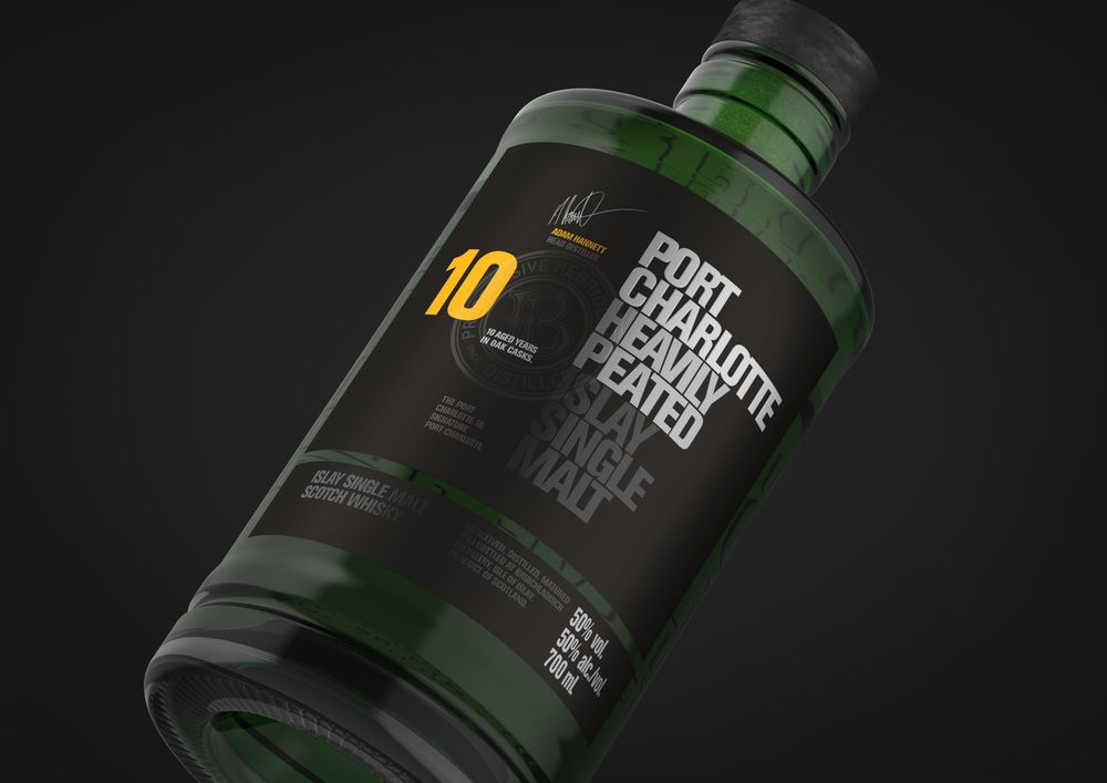 Peaty In A Bottle: Bruichladdich?s Port Charlotte Is Back With A Vengeance ? And An Age Stamp photo