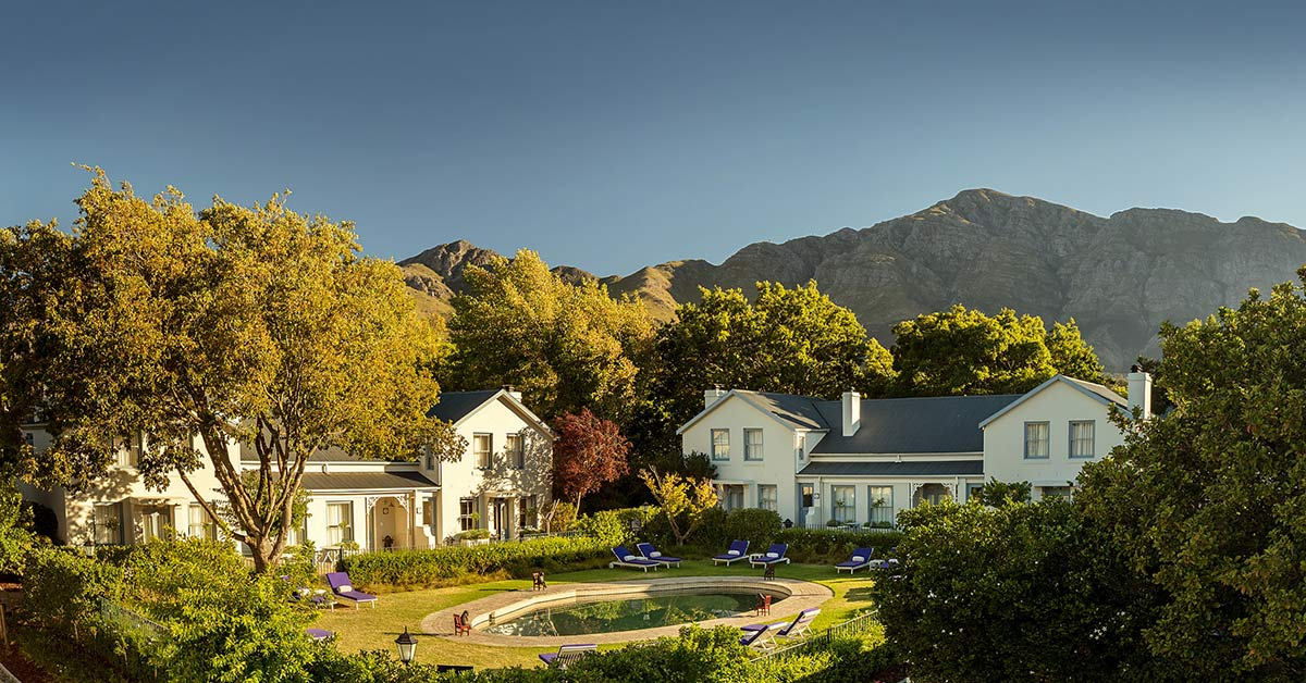 Scot Kirton Set To Open Protégé In Franschhoek photo