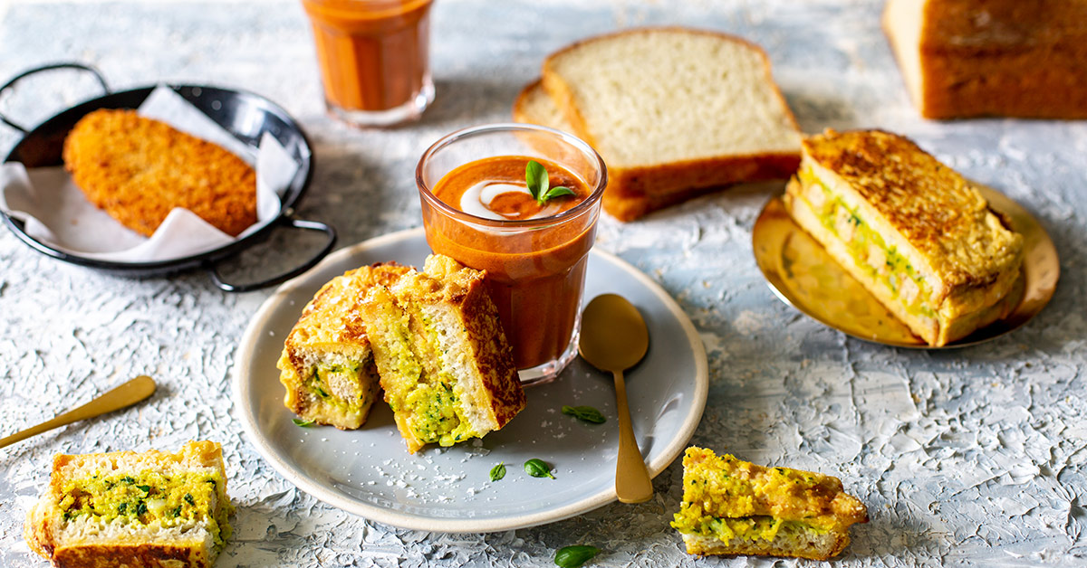 Four Vegan Indian-inspired Recipes With Quorn photo