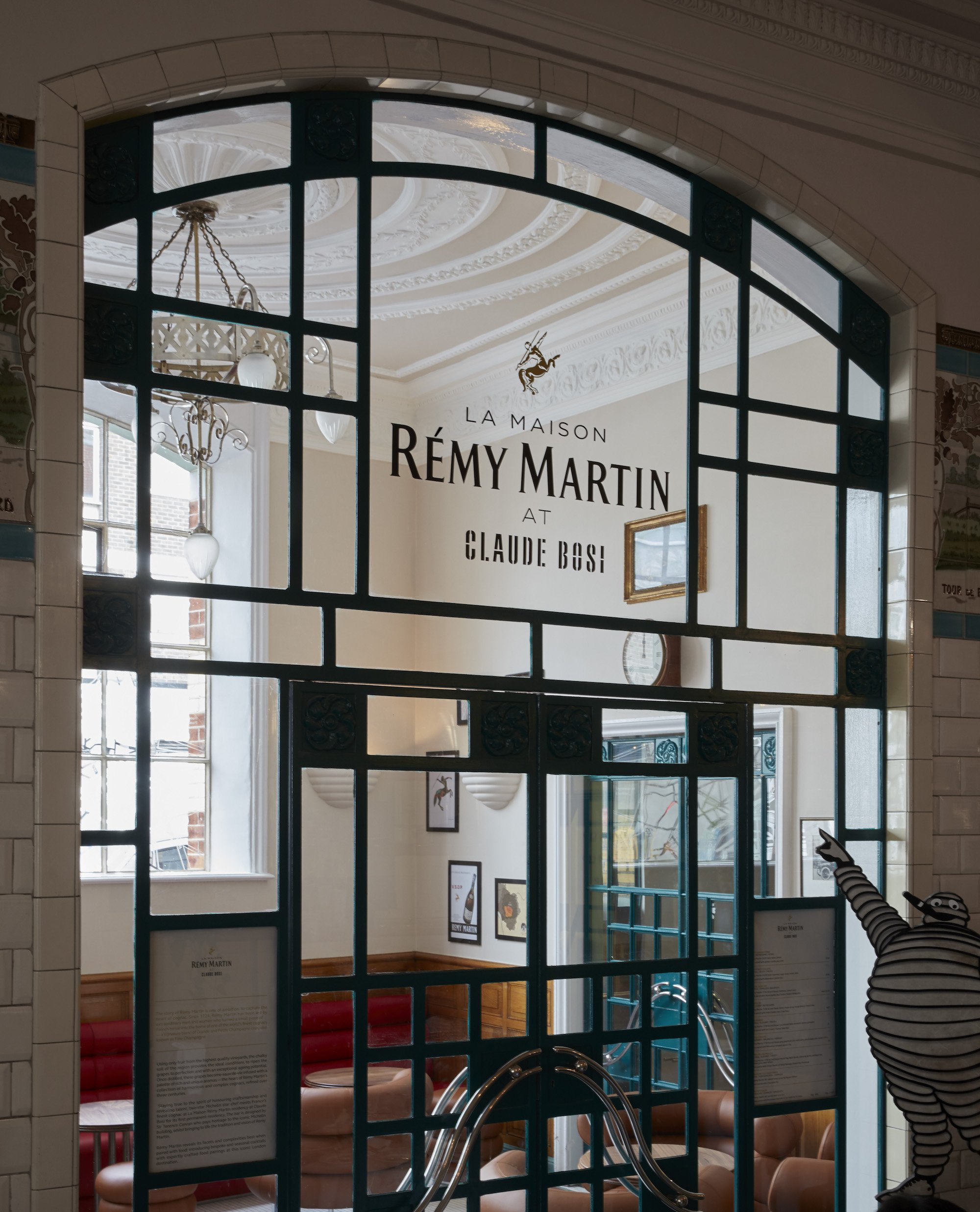 La Maison Rémy Martin Private Members Bar photo