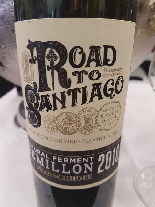 Road To Santiago Semillon 2016 photo
