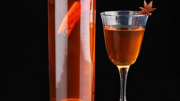How To Make A Rooibos Liquor photo