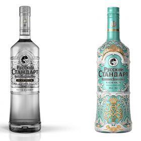 Russian Standard Updates Platinum Recipe For Tr photo