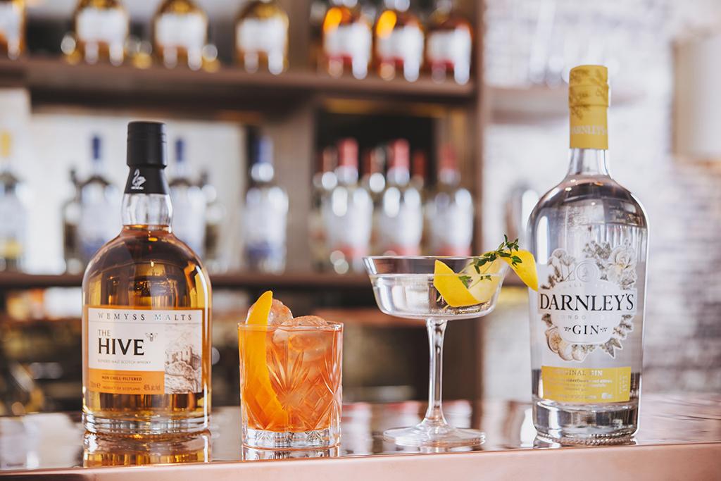 Edinburgh Gets Ready For A Cocktail Week photo