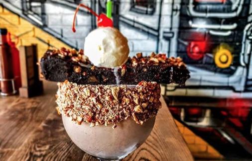 5 Must-try Chocolate Milkshakes In Cape Town photo