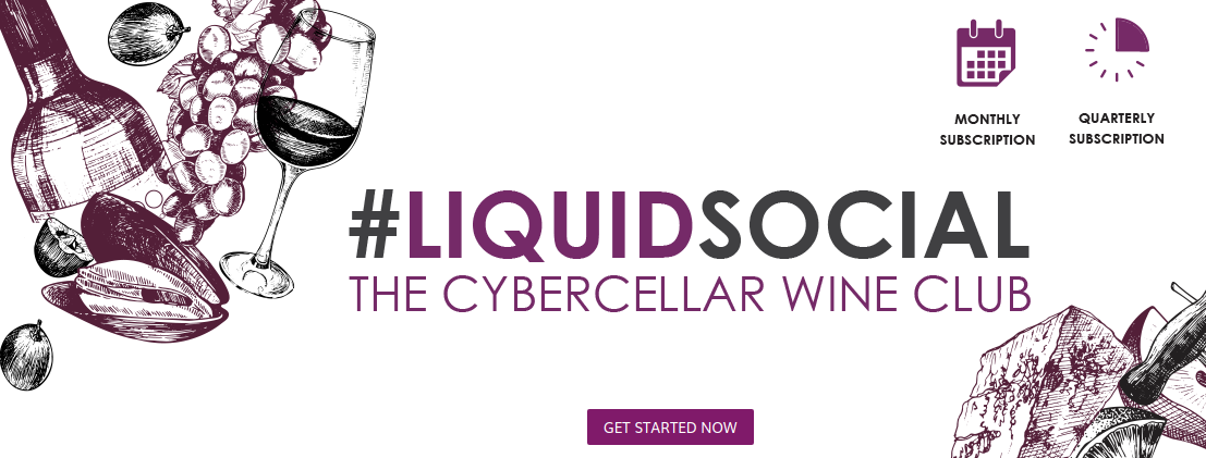 Cybercellar launches #LIQUIDSOCIAL subscription service curated by well-respected Wine Personalities, Sommelier and Winemakers photo