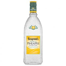 Seagram?s Launches Pineapple-flavoured Vodka photo