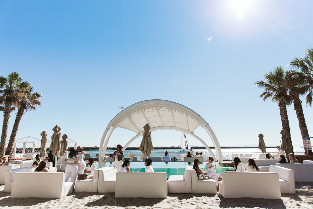 Shimmy Beach Club Springs Into September photo