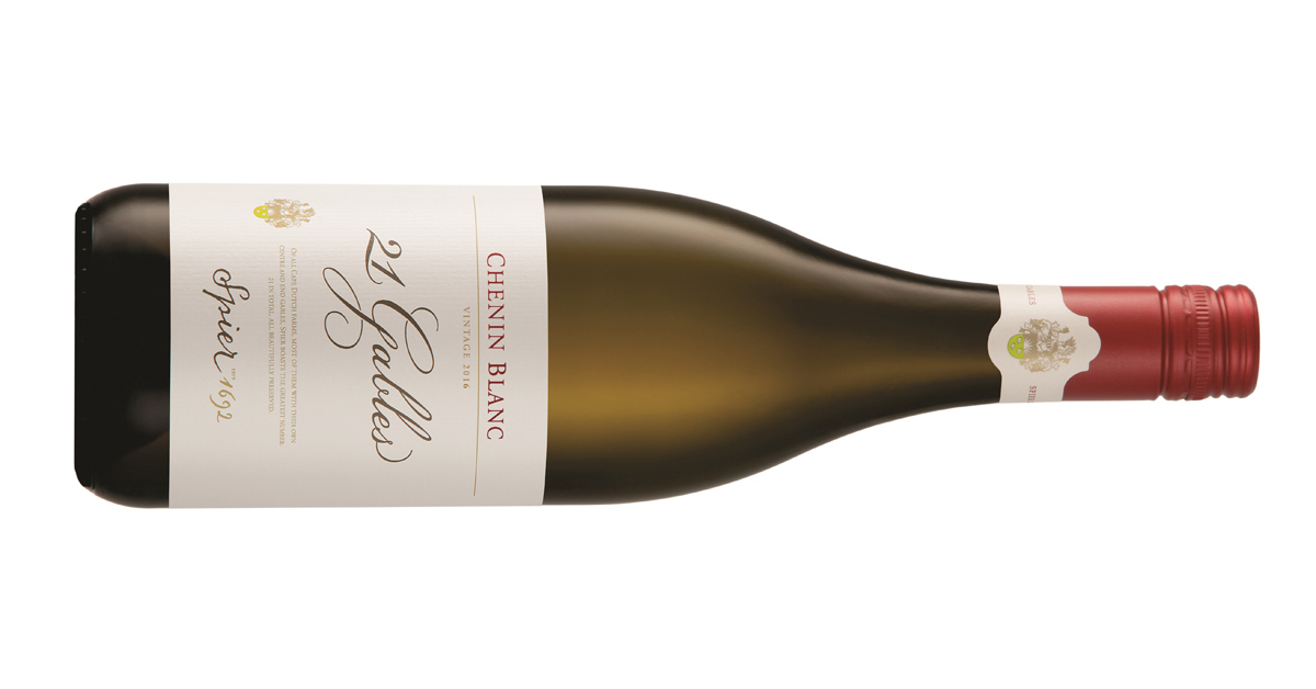 Spier 21 Gables Crowned Best Chenin Blanc In The World photo