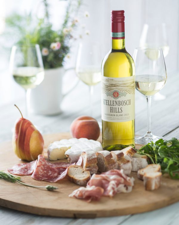 Seven Summer Sippers from Stellenbosch Hills Paired With Warm Weather Dishes photo