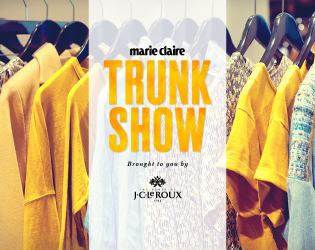 Get Your Tickets To The 2018 Marie Claire Trunk Show! photo