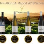 Vondeling Scores 90+ Ratings in Tim Atkin's 2018 SA Special Report photo