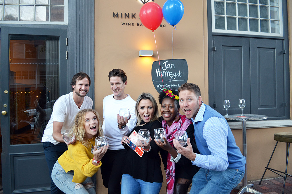 #innercitywineroute, Tuning The Vine, Is Back For Its Summer Season! photo