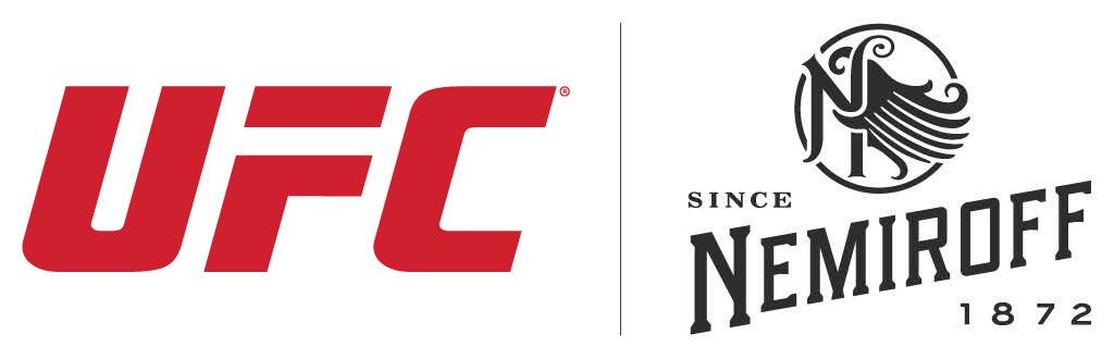 Ufc Names Nemiroff As First-ever Official Vodka Partner photo