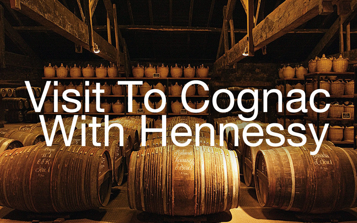 Visit To Cognac, France With Hennessy photo