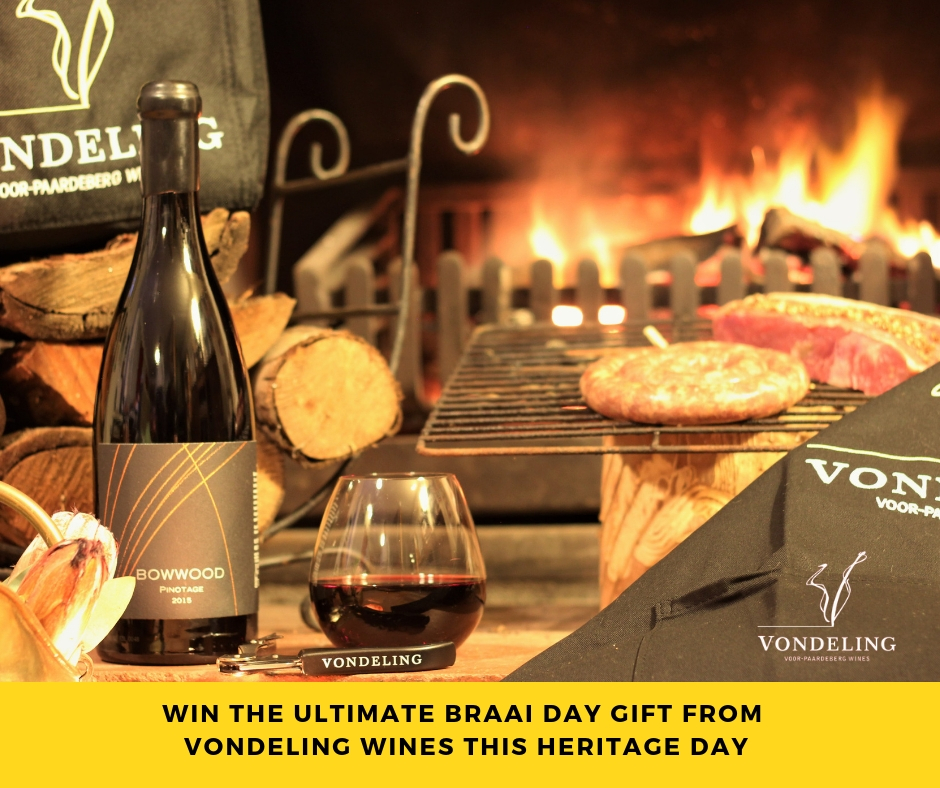 Win the Ultimate Heritage and Braai Day Gift from Vondeling Wines photo