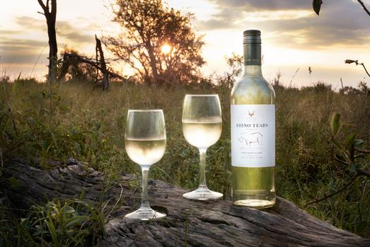 Rhino Tears Wine Raises R2 Million In The War Against Poaching photo