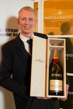 Meet South Africa's Top Young Wine Fundi photo