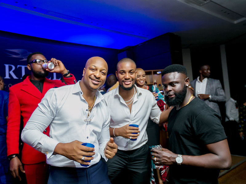Amvca Guests Party Hard With Martell photo