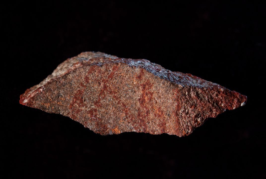 Stone Age Markings May Be The Oldest Drawing Ever Discovered photo