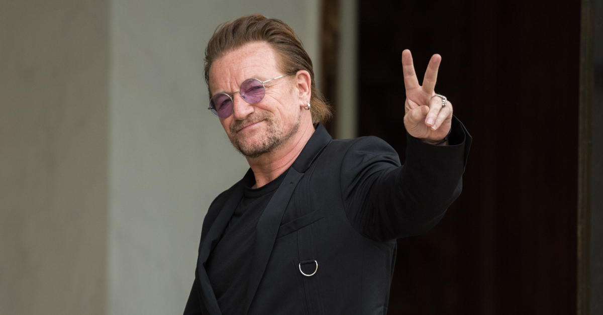 U2's Bono Is The Latest Celebrity To Get Into The Whiskey Business photo