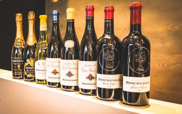 Boschendal's Flagship Wines Celebrate Tim Atkin Accolades photo