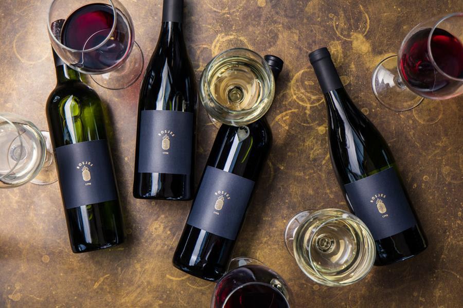 bosjes 4 new wines BOSJES Farm Honours The Breedekloof With New Range Of Bespoke Wines