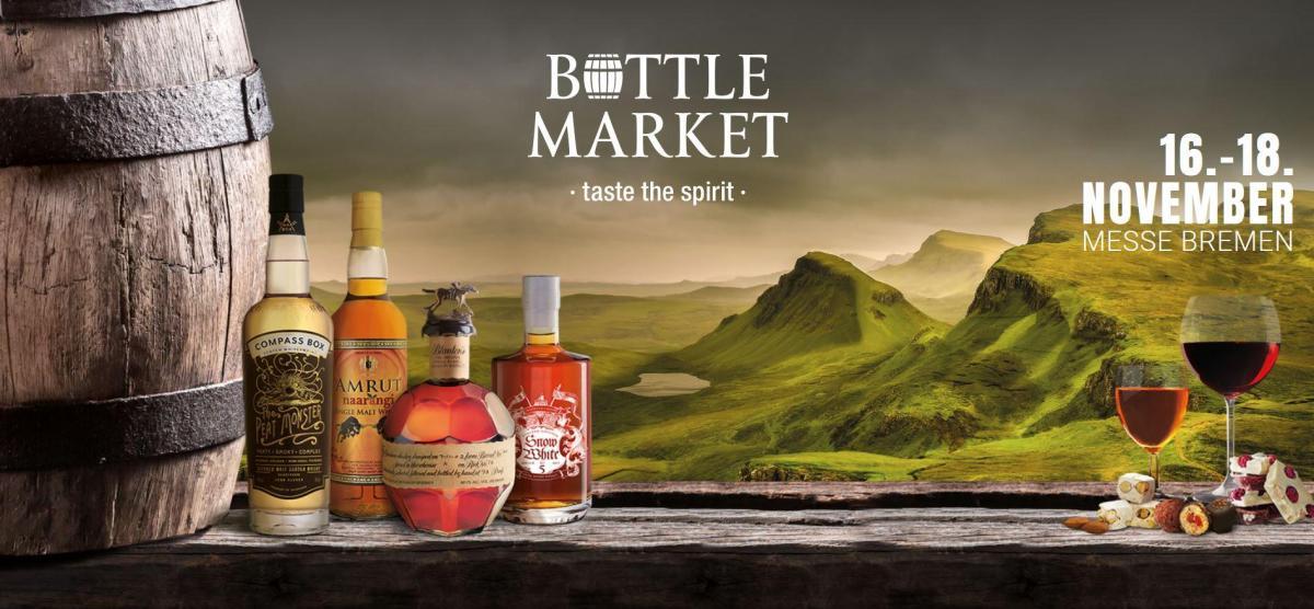 Pr: Bottle Market Bietet Whisk(e)y, Wein Und Vieles Mehr photo