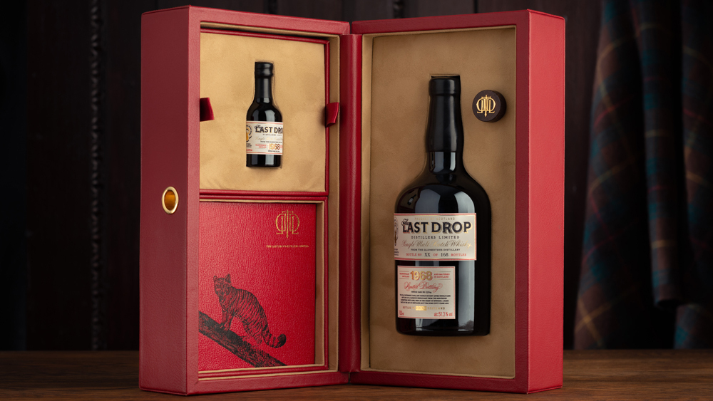 The Last Drop Releases Two Glenrothes Rarities photo
