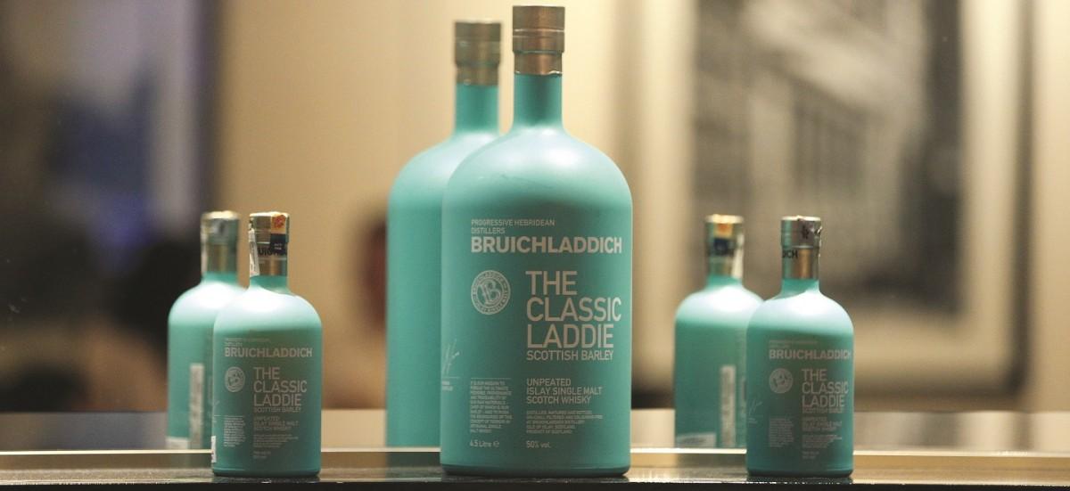Bruichladdich?s Rare Cask Series photo