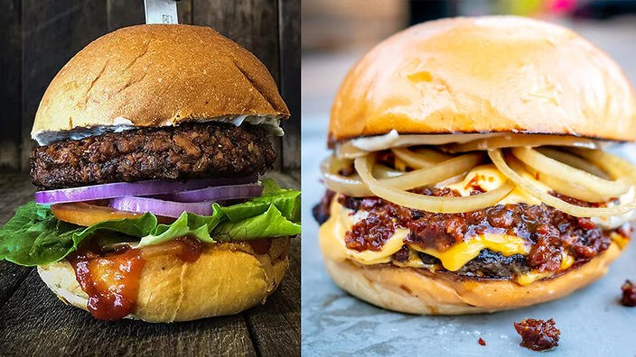Love Burgers But Hate Meat? Burgapalooza 2018 Has You Covered photo