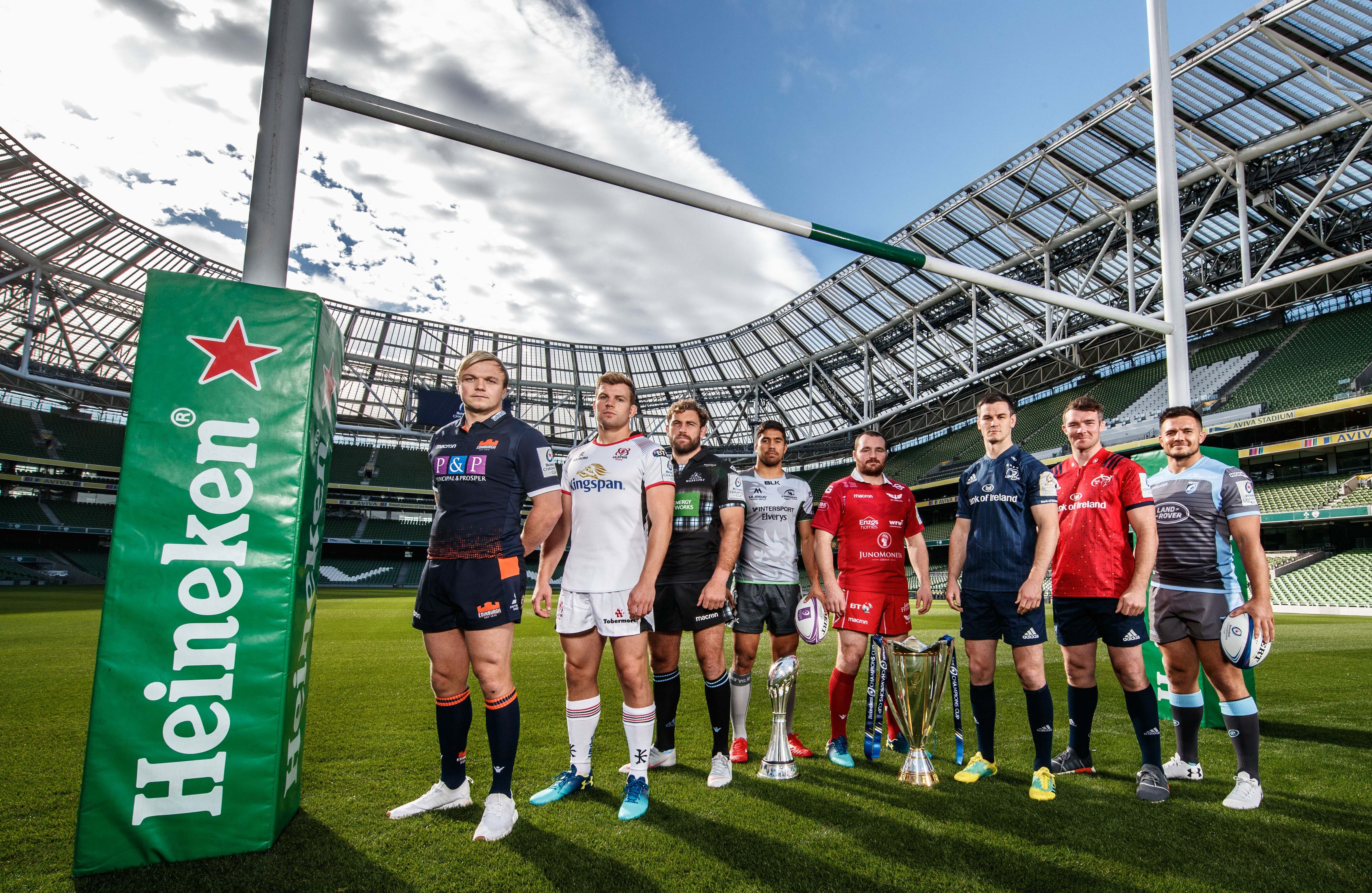 Heineken Champions Cup Ready To Take Centre Stage Again photo