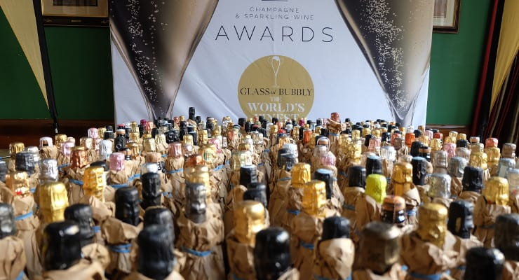 The World's Finest Glass Of Bubbly Awards 2018 photo