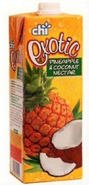 Chi Introduces Exotic Pineapple Coconut In 150ml Pack photo