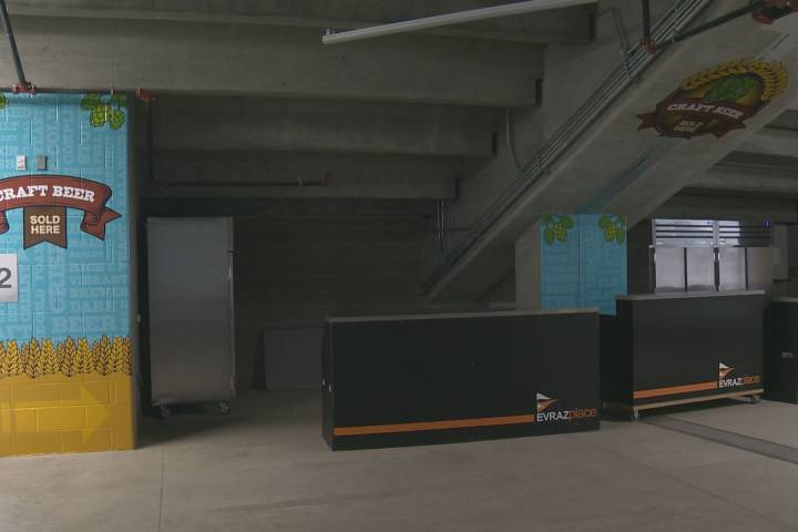 'i Never Thought This Was Going To Happen.': Craft Beer On Sale At Mosaic Stadium photo